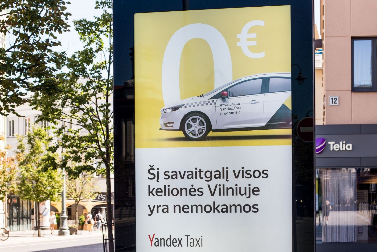 Legal measures against Yandex Taxi are being looked for