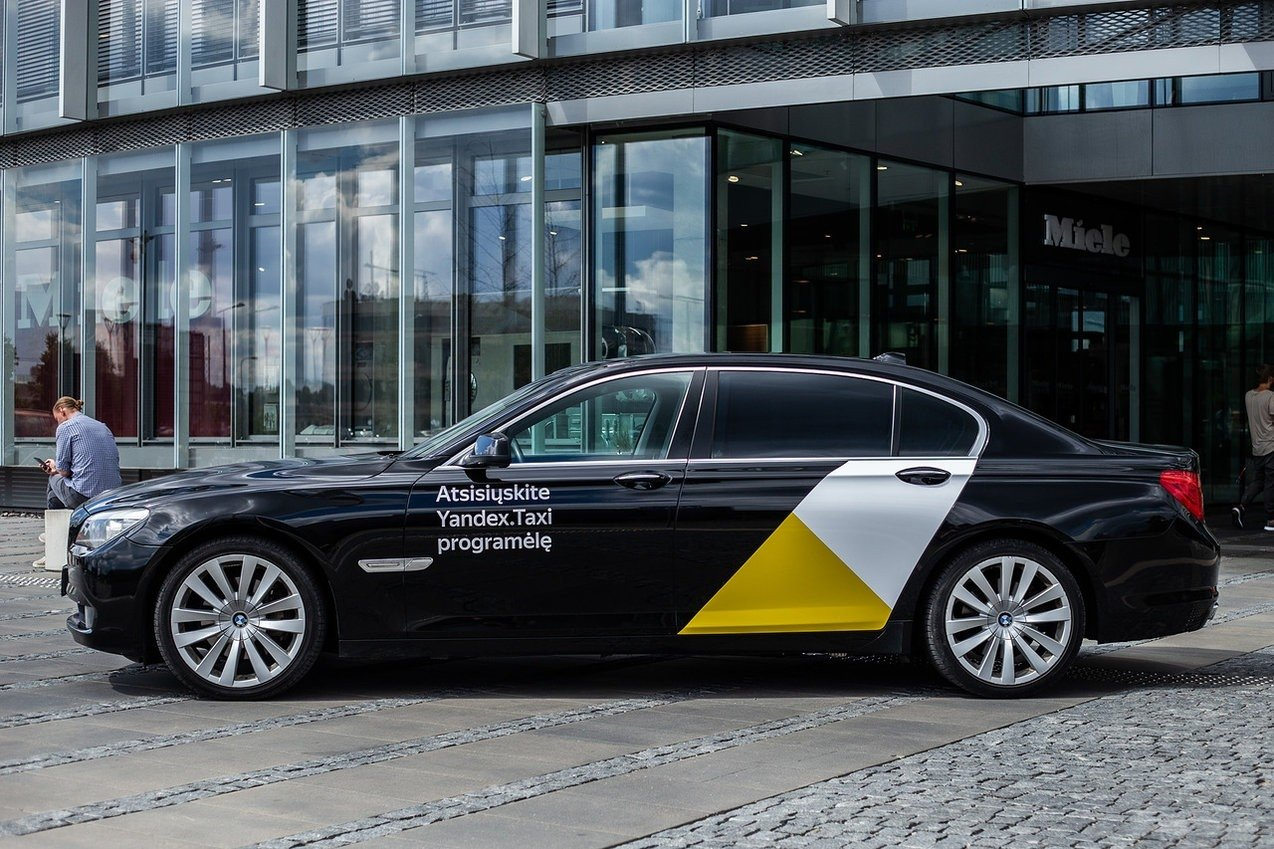 Yandex Taxi partners in Lithuania: from newcomers to