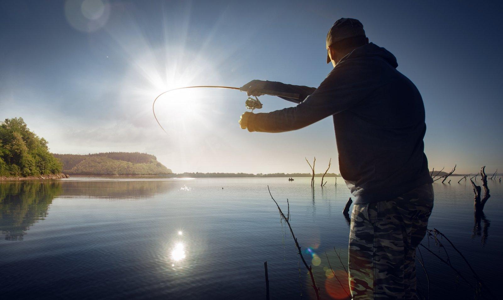 dugninės žvejybos strategija)
