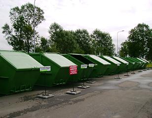 <span>Panevėžio regiono didelių gabaritų atliekų surinkimo ir kompostavimo aikštelių įrengimas</span>Projekto vykdytojas: UAB Panevėžio regiono atliekų tvarkymo centras