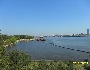 <span>Išvalytos buvusios laivų kapinės</span>Projekto vykdytojas: Klaipėdos miesto savivaldybės administracija