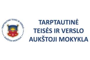 """UAB """"Tarptautinė teisės ir verslo aukštoji mokykla"""" – Daiva Daugvilienė"""