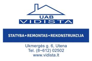 "UAB ""Vidista"" – Vida Maišėnienė"